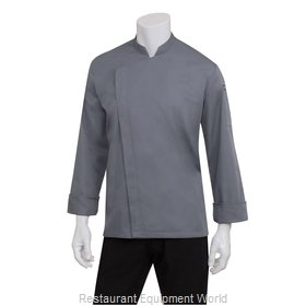 Chef Works BCMC010GRYS Chef's Coat