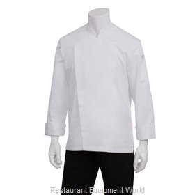 Chef Works BCMC010WHTL Chef's Coat