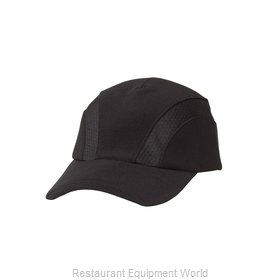 Chef Works BCVIBLK0 Chef's Cap