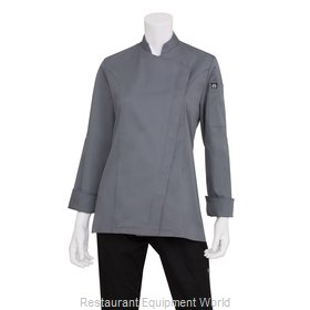 Chef Works BCWMC007GRYXL Chef's Coat