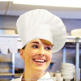 Chef Works BHATBLK0 Chef's Cap
