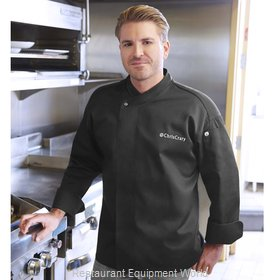 Chef Works BLDFBLKXS Chef's Coat
