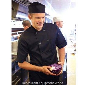 Chef Works BLSSBLKXL Chef's Coat