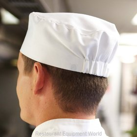 Chef Works BNBKBLK0 Chef's Cap