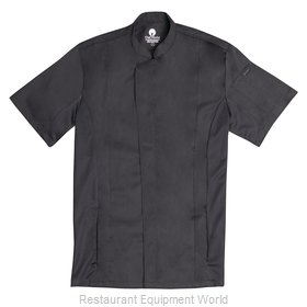 Chef Works CES02BLKS Chef's Coat