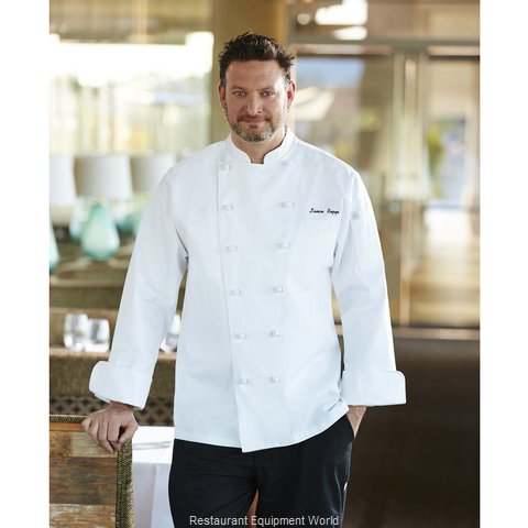 Chef Works CKCCWHT50 Chef's Coat