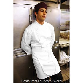 Chef Works COCCWHTXS Chef's Coat