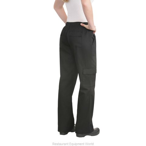 Chef Works CPWOBLK3XL Chef's Pants