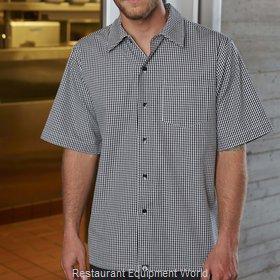 Chef Works CSCKBWCXL Cook's Shirt