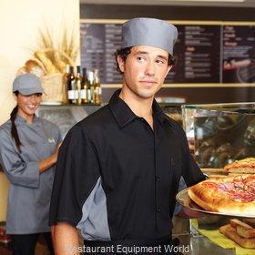 Chef Works CSMCBRMM Cook's Shirt