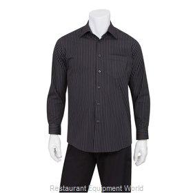 Chef Works D300CDA3XL Dress Shirt