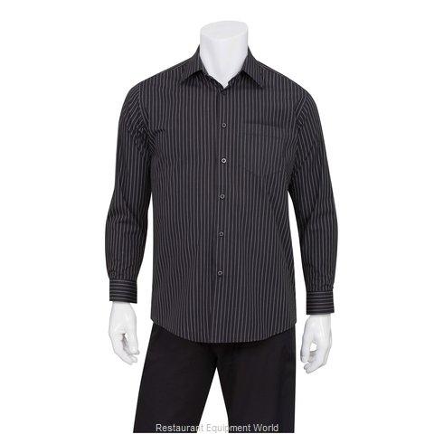 Chef Works D300CDAM Dress Shirt