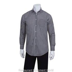 Chef Works D500BWCM Dress Shirt