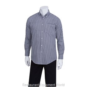 Chef Works D500BWK3XL Dress Shirt