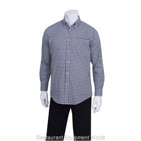 Chef Works D500BWKXL Dress Shirt