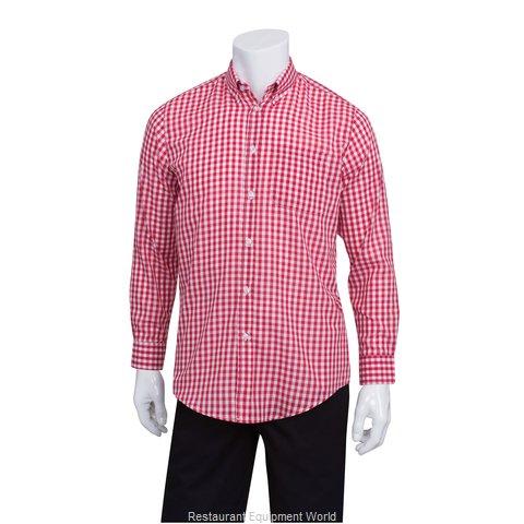 Chef Works D500WRCL Dress Shirt