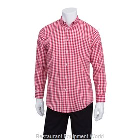 Chef Works D500WRCS Dress Shirt