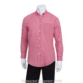 Chef Works D500WRCXL Dress Shirt