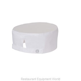 Chef Works DFWBWHT0 Chef's Cap