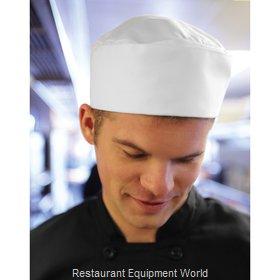 Chef Works DRBKBLK0 Chef's Cap