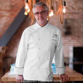 Chef Works ECCBWHT42 Chef's Coat