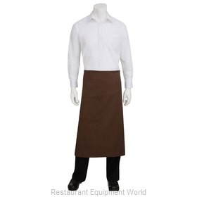 Chef Works F24 BLK0 Waist Apron