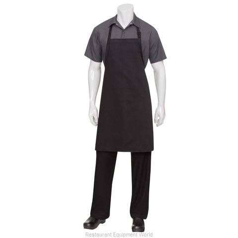 Chef Works F8 NAV0 Bib Apron