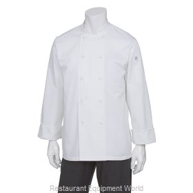 Chef Works FB22WHTM Chef's Coat