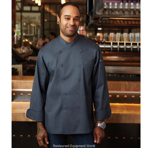 Chef Works FBCCCHRS Chef's Coat