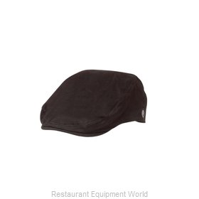 Chef Works HB001BLKSM Chef's Cap