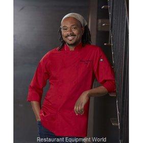 Chef Works JLCLBLKXL Chef's Coat