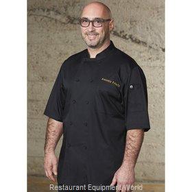 Chef Works JLCVBLKS Chef's Coat