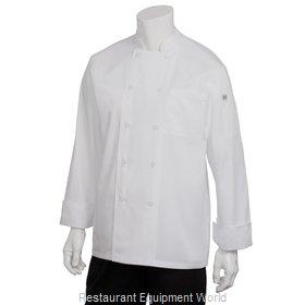 Chef Works JLLSWHTXL Chef's Coat