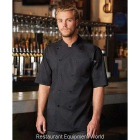 Chef Works K150BLK2XL Chef's Coat
