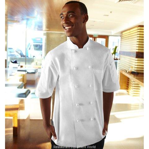 Chef Works KNSSWHT3XL Chef's Coat