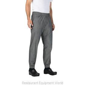 Chef Works PBE01BWSL Chef's Pants