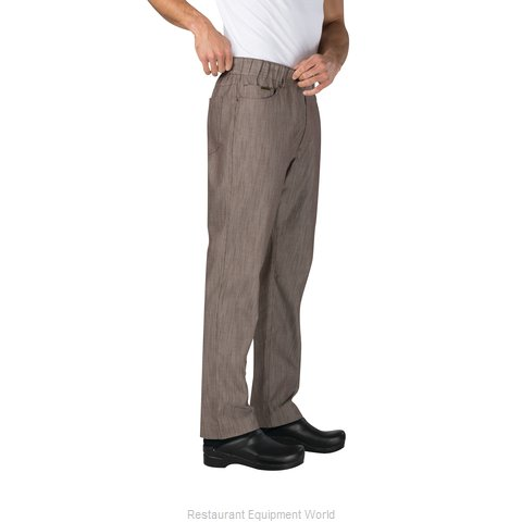Chef Works PEE02EAR2XL Chef's Pants