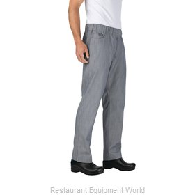 Chef Works PEE02SBLXS Chef's Pants