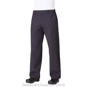 Chef Works PSERBLKM Chef's Pants