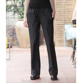 Chef Works PW004BLKXS Chef's Pants