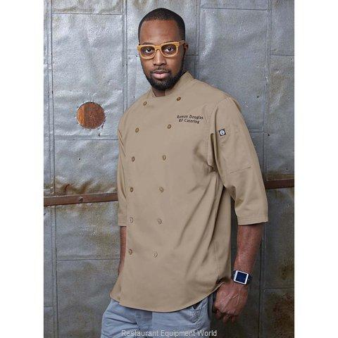 Chef Works S100BLKL Chef's Coat