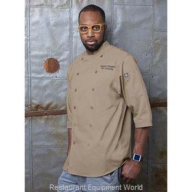 Chef Works S100BLKXL Chef's Coat
