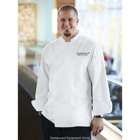 Chef Works SCHRWHTS Chef's Coat