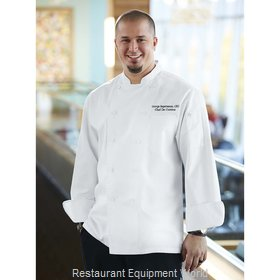 Chef Works SCHRWHTXS Chef's Coat