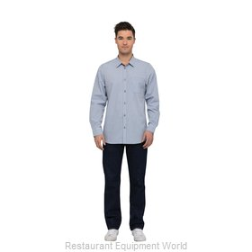 Chef Works SHC05SBEL Cook's Shirt