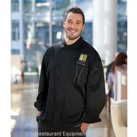 Chef Works SILSBTG3XL Chef's Coat