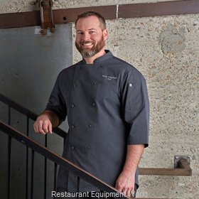 Chef Works SK3001DGYS Chef's Coat