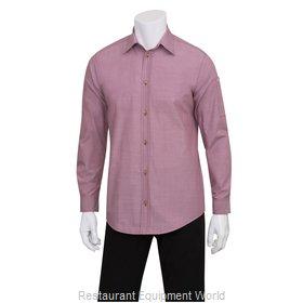 Chef Works SLMCH005DUR3XL Dress Shirt