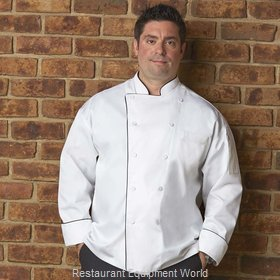 Chef Works TRCCWHTS Chef's Coat