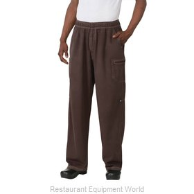 Chef Works UPEWSMO3XL Chef's Pants, Uniform